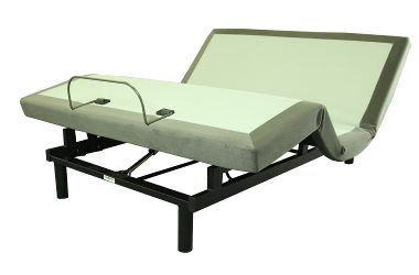 adjustable one piece king bed
