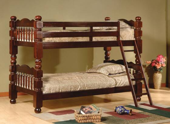 PFI/CTC Bunk Bed 4547C cherry