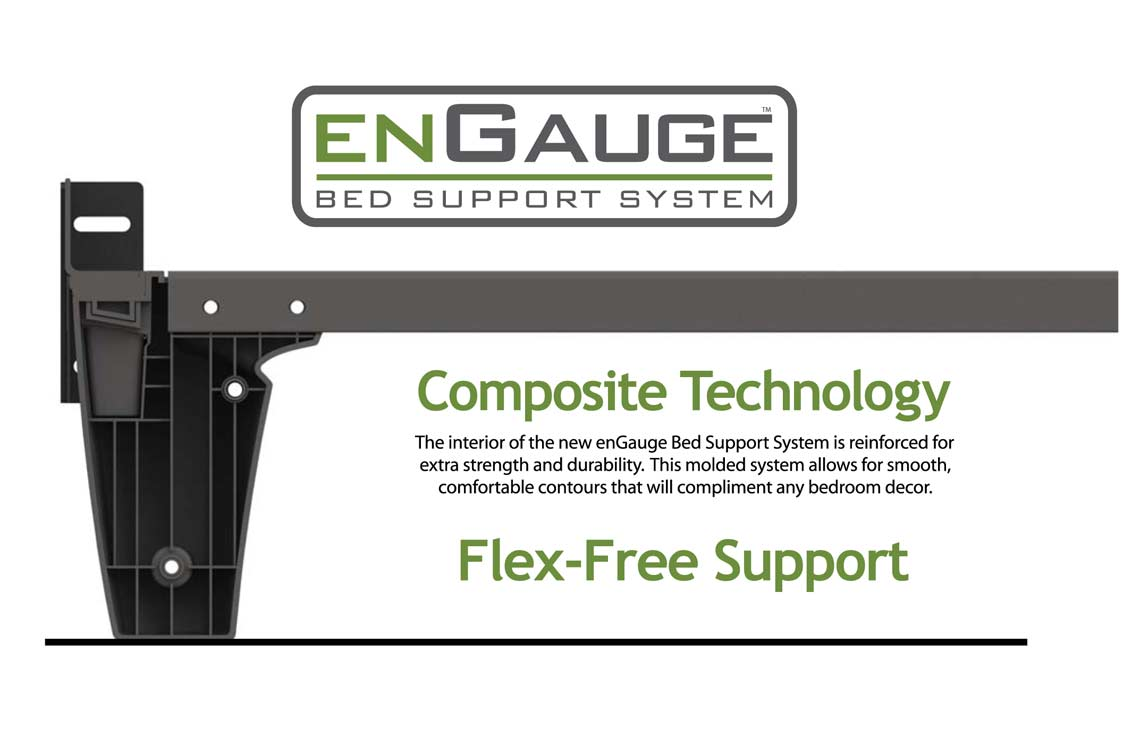 The Engauge Bed Support System Extra Heavy Duty Twin