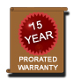 mattress 15 year warranty