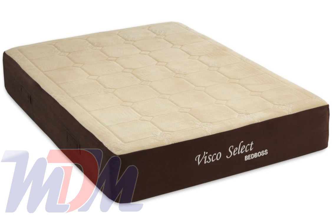 Visco Select Affordable Memory Foam Mattress By The Bed Boss