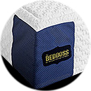 hybrid mattress best seller cooling gel medium medium firm plush free shipping the bed boss rejuvena