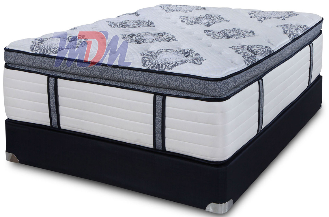 Signature Series Madison Pillow Top with Latex