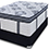 latex hybrid pocket spring mattress pillow top