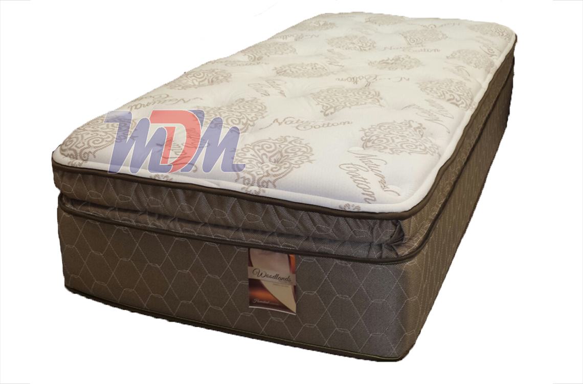Woodlands Pillow Top A Low Cost Premium Mattress