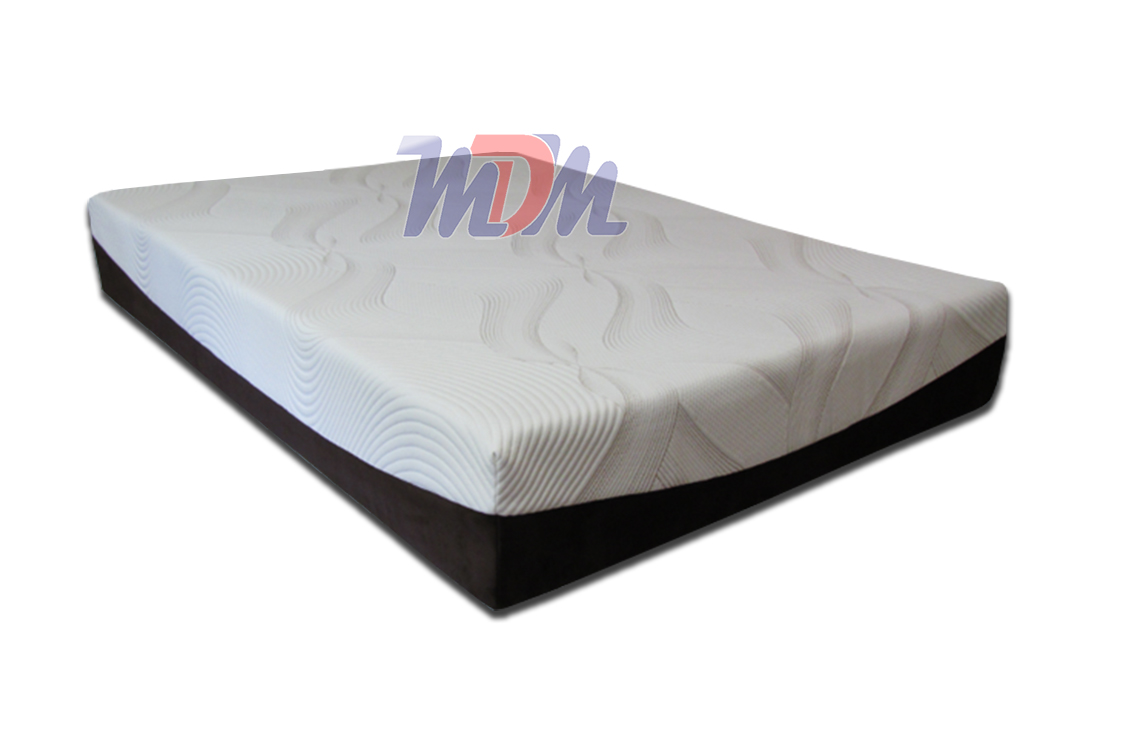 best sneakers 2e313 71e01 48 x 75) Custom Classic Gel 10 - A Crestview Mattress