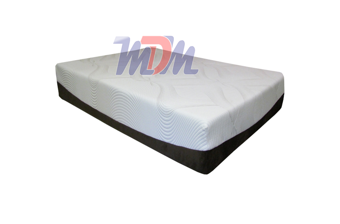 30 X 74 Custom Classic Gel 12 A Custom Size Memory Foam Mattress