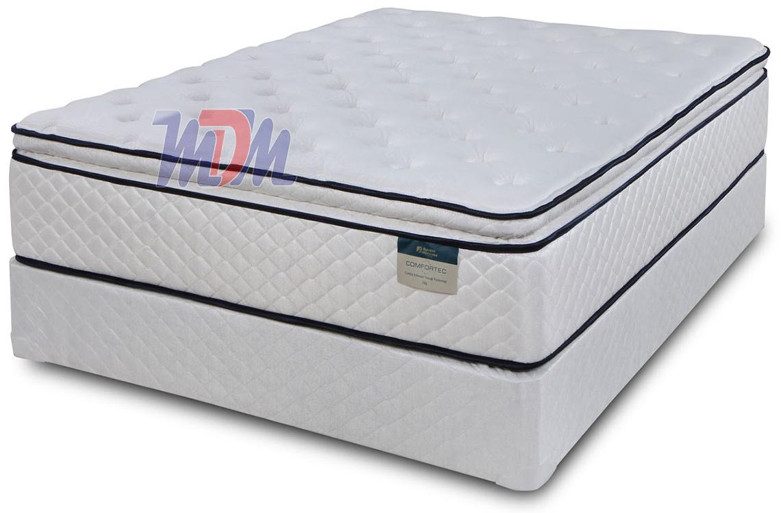 Scarlett pillow top a pocket coil mattress by symbol pillow top pocket coil mattress pocket spring soft plush medium symbol mattress scarlett biocorpaavc Choice Image