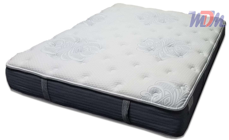 Jenna Plush A Comfort Care Mattress