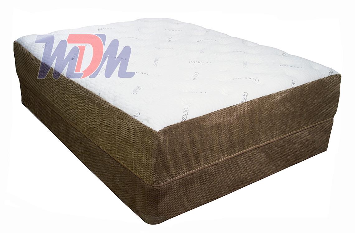 Healthrest Latex A Natural Sleep Mattress by Restonic