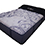luxury double sided plush mattress coil latex gel infused memory foam restonic comfort care great la