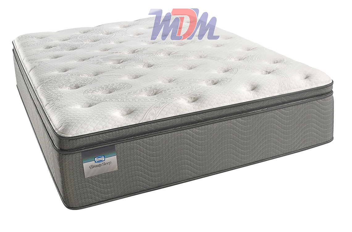 Allegra Plush Pillow Top A Beautysleep Mattress