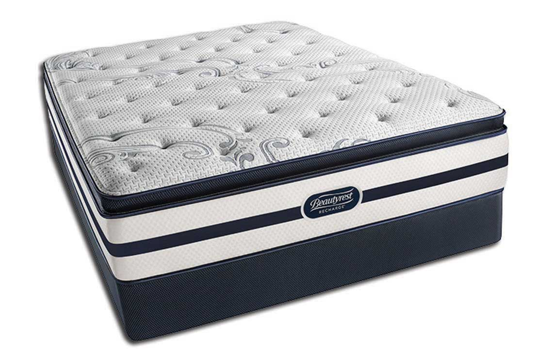 Palm Plush Pillow Top A Recharge Mattress
