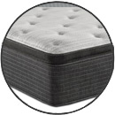 best selling luxury extra soft beautyrest pillow top mattress