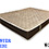custom size flip two sided spring pocket coil mattress luxury firm