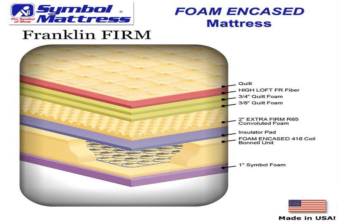 Franklin firm cheap high quality mattress by symbol symbol mattress michigan discount cheap biocorpaavc Choice Image