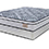 traditional mattress medium feel plush  euro top heavy duty american made