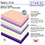 mattress specs inside heavy duty euro top plush mattress american made shelton by symbol