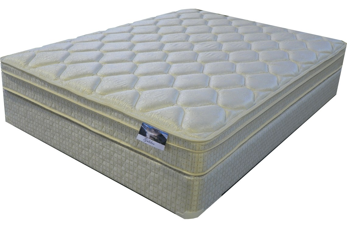 Galileo Lowest Price Euro Pillow Top Mattress Sale