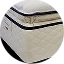 thick pillow top affordable low price heartland verticoil symbol mattress set medium plush firmness