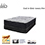 two sided luxury firm symbol dublin pocket coil gel mattress